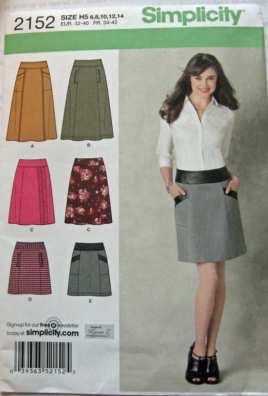 S2152 pattern