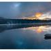 Lac Servières, Auvergne, France by p.seguela