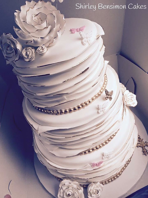 Lovely Cake by Shirley Bensimon