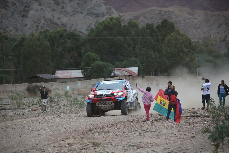 DAKAR 2017:.PARGUAY-ARGENTINA-BOLIVIA-ARGENTINA