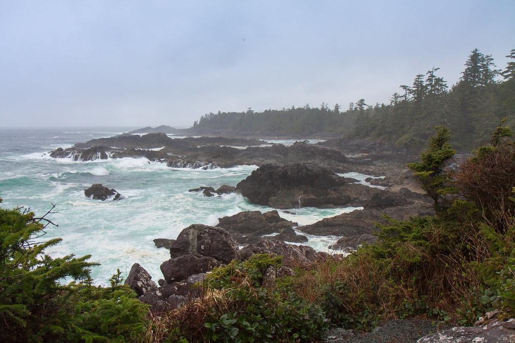 Vancouver Island. Tofino