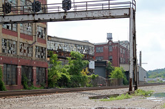 Industrial Decay � Mansfield, Ohio