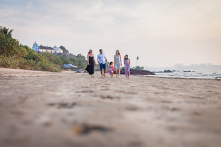Family Photoshoots in Goa