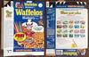 Vintage 1982 Blueberry Waffelos Cereal Box Pen Offer by gregg_koenig