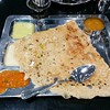 An onion rava masala dosa for brunch today! It's just too easy to stop in here. Service was pretty crazy today though.