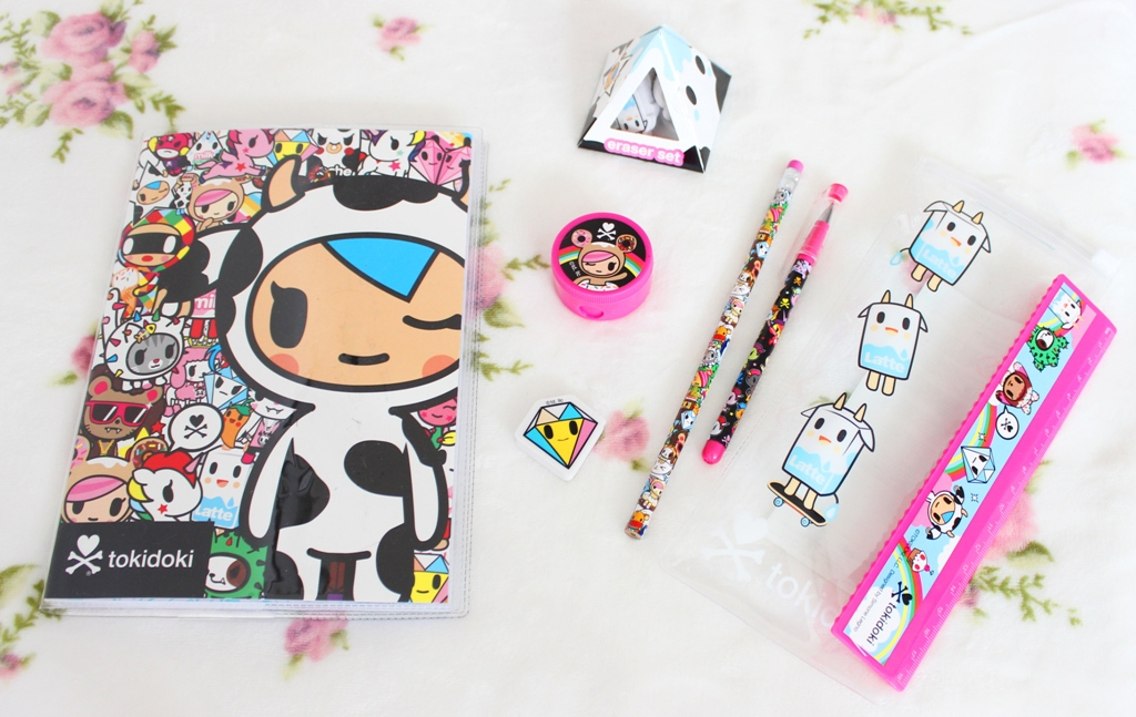 Tokidoki Stationery