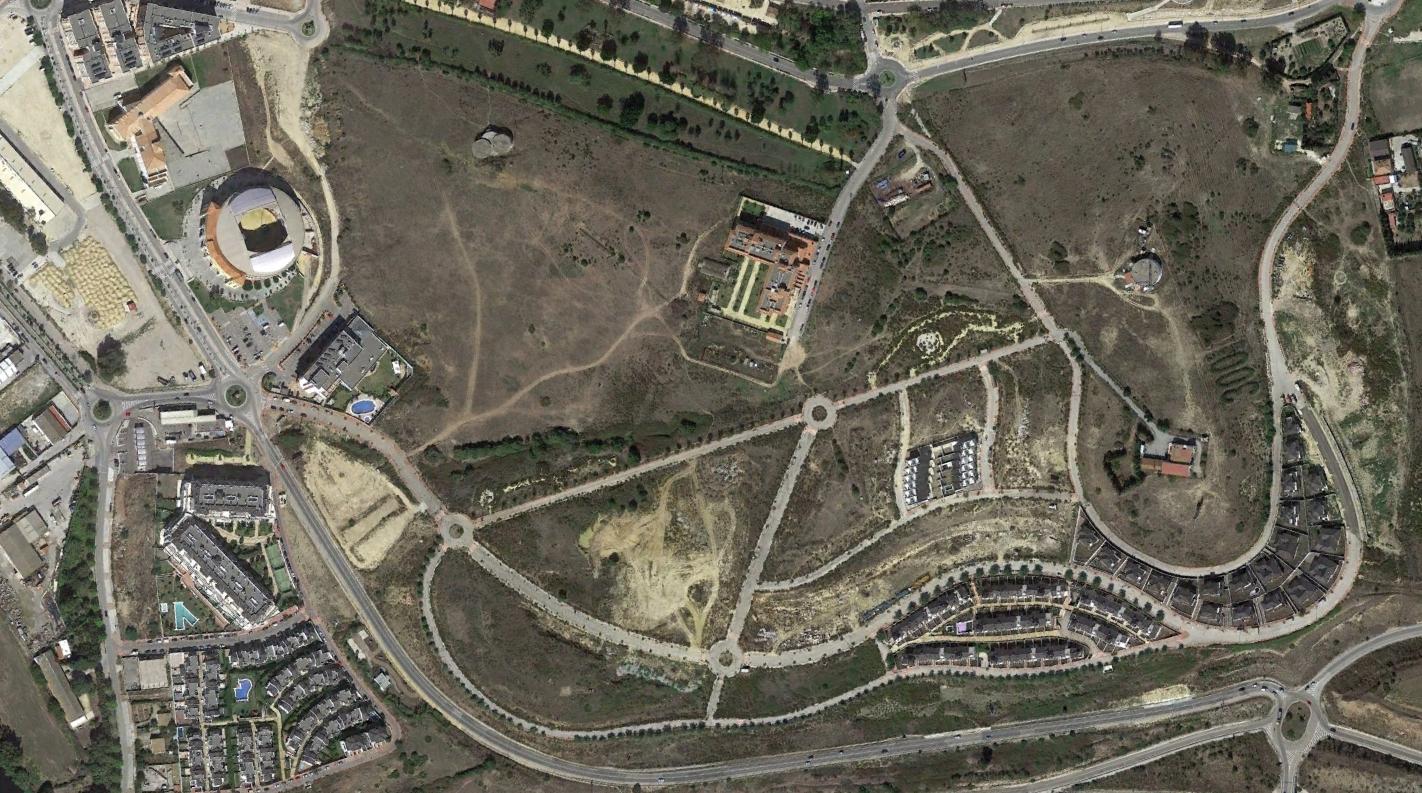 los barrios, algeciras, cádiz, lejos de aranoa lejos, urbanismo, planeamiento, urbano, desastre, urbanístico, construcción, rotondas, carretera