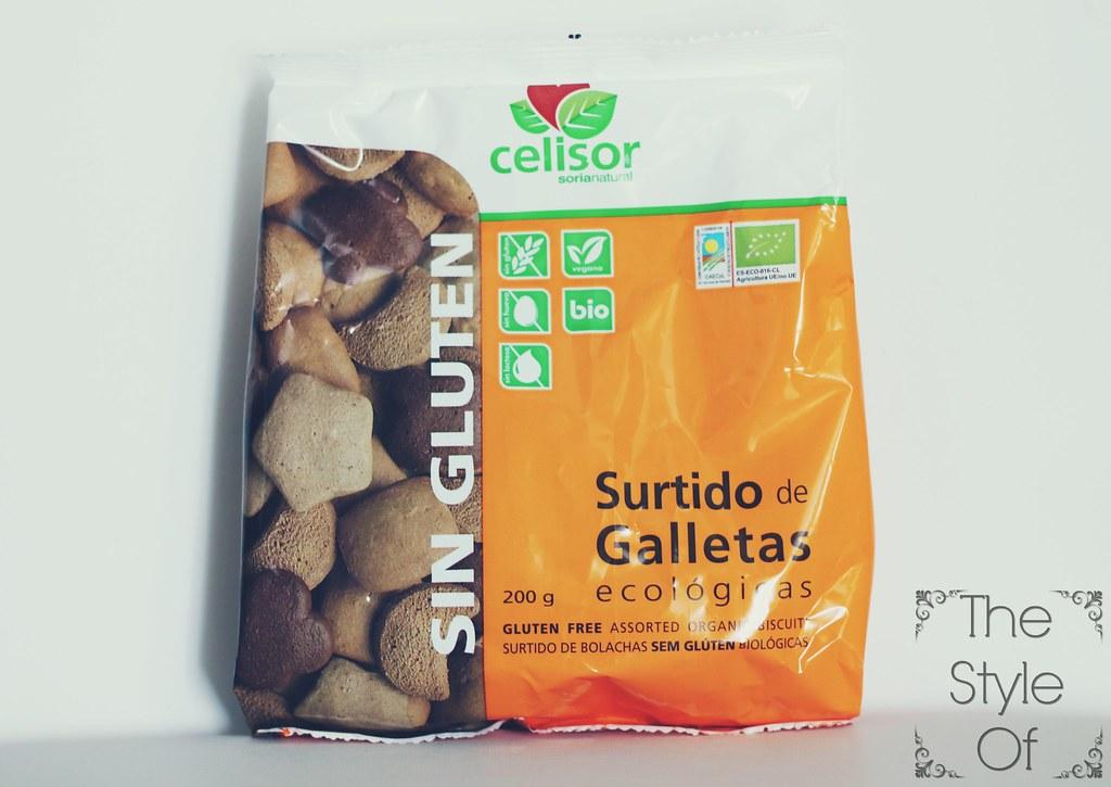 galletas sin gluten sin lactosa y sin huevo