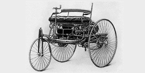 1885 Benz Patent Motorwagen