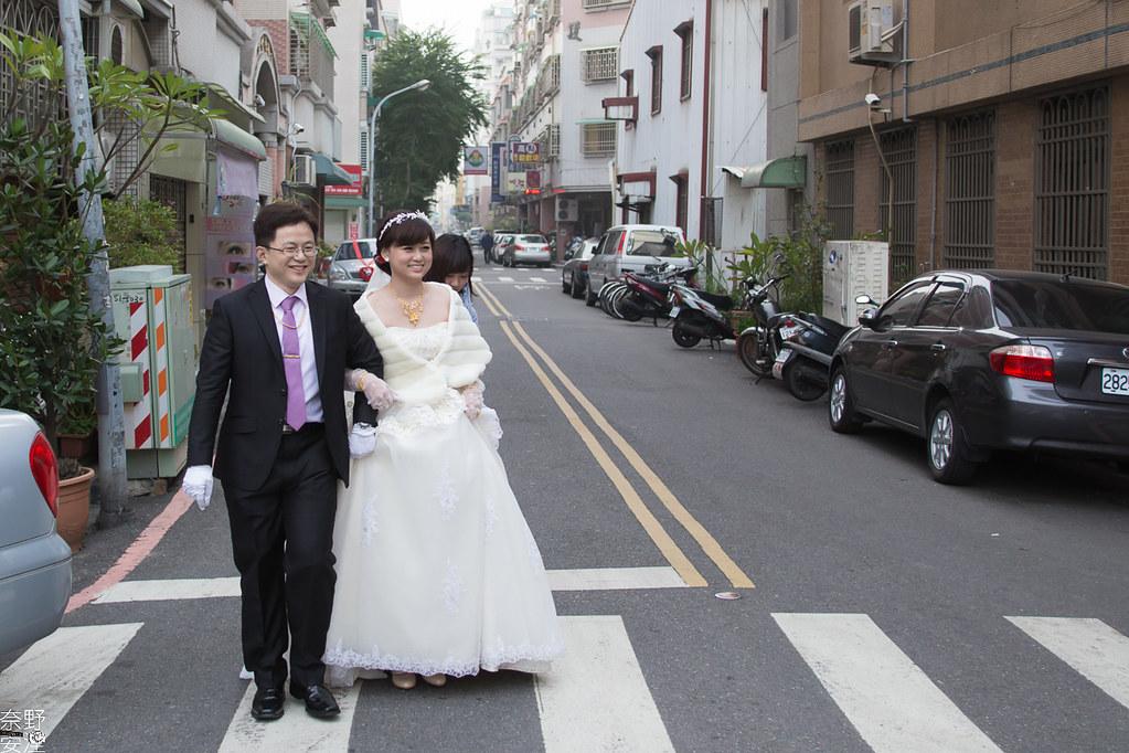 台南婚攝-繼中&佳芸-迎娶午宴 X 東東宴會式場-東嬿廳 (42)