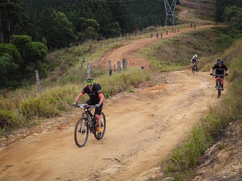 Climbing a Big Hill
