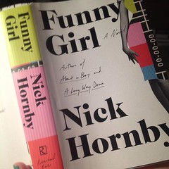 So this is excellent... #ilovelucy, #nickhornby, #books, #book101of2015
