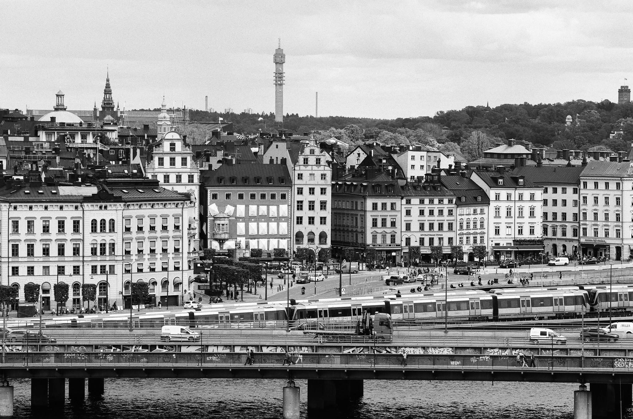Stockholm Transportation