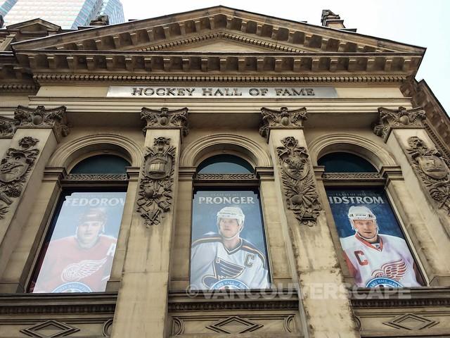 Toronto Hockey Hall of Fame