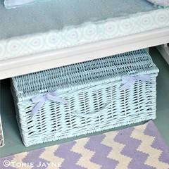 Under bench storage 1