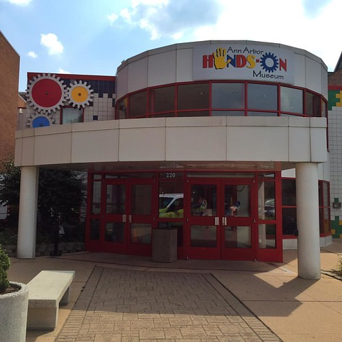 The Ann Arbor Hands-On Museum. #michigan #annarbor