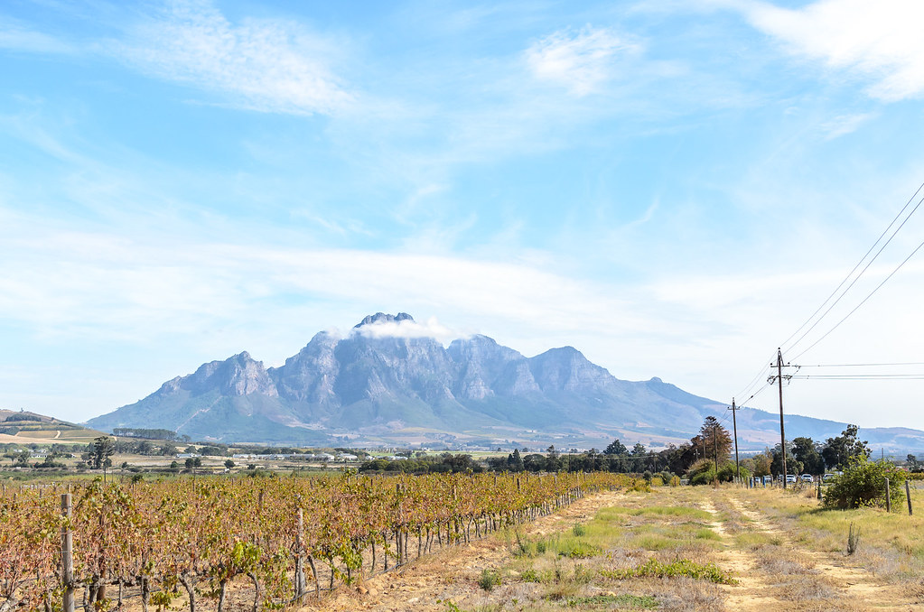 Franschoek Mountain