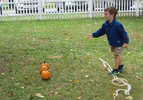 pumpkin ring toss