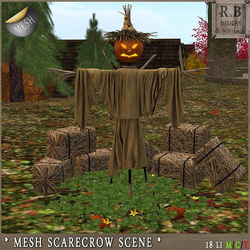 55L PROMO!!! *RnB* Mesh Scarecrow Scene (18LI)(copy)