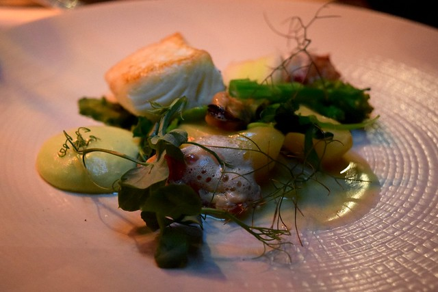 Fish at Timberyard, Edinburgh