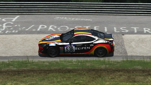 Toyota GT86 - WH Motorsport - VLN 2015 - Assetto Corsa (2)