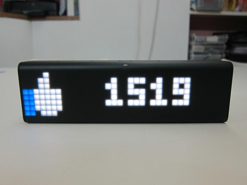 LaMetric Time - Facebook Fan Counter