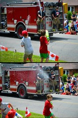 These kids were no match for the Fire Department