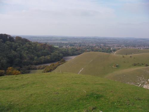 Barton Hills (Detail)