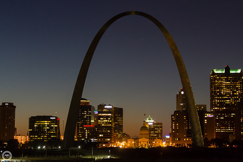The Arch at 50