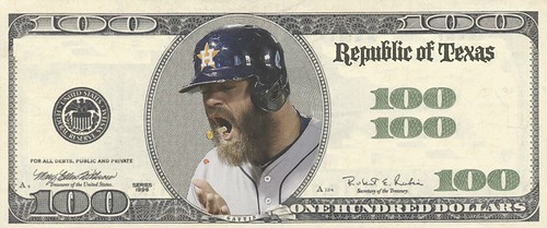 Astros Money Gattis