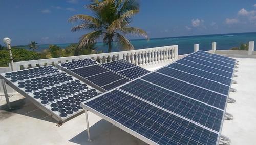 Solar cells Yucatan