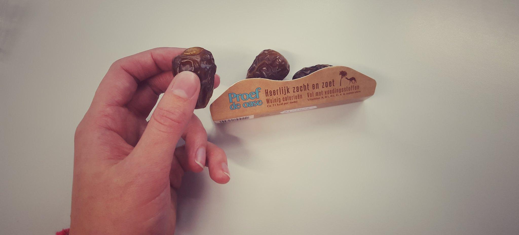 Yogi & Yousef dadels - een heerlijk gezonde snack