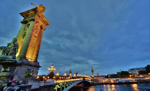 Pont Alexander III and Les Invalides DSC_0164