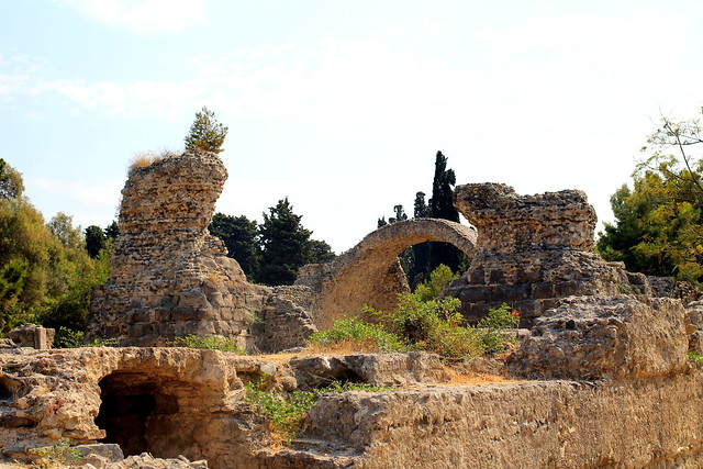 Archaeological Sites Greek Ruins Kos (5)