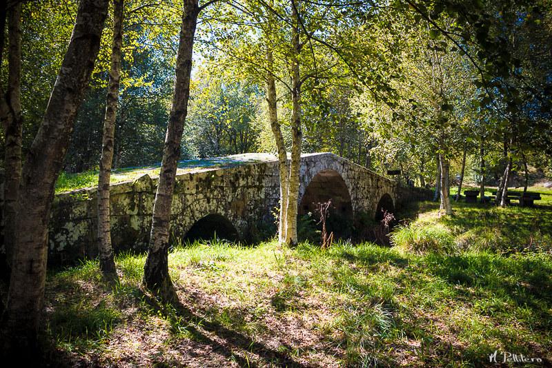 Puente Romano Vilariño Frio