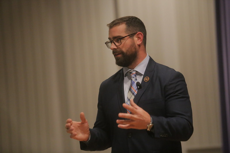 First openly gay Pa. Representative pushes for more progress