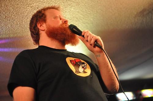 Garrett Jamieson at House of Targ