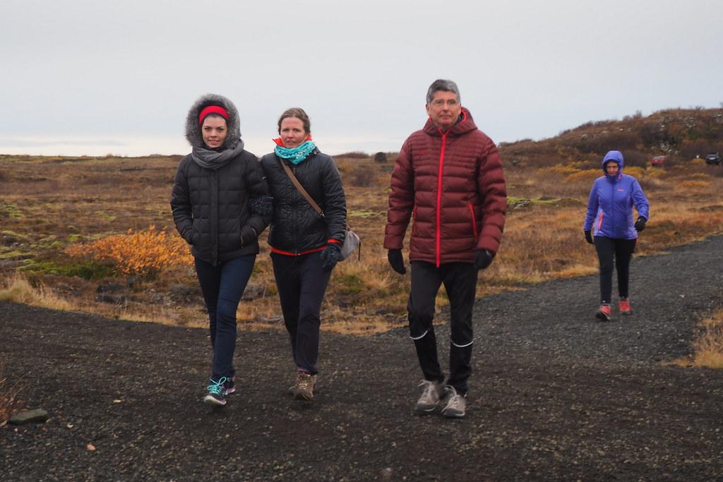 Efterår i Island