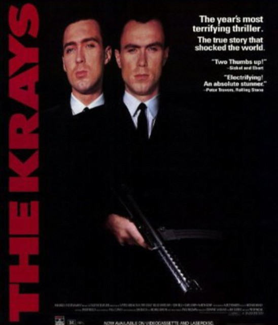 The Krays - Poster 2