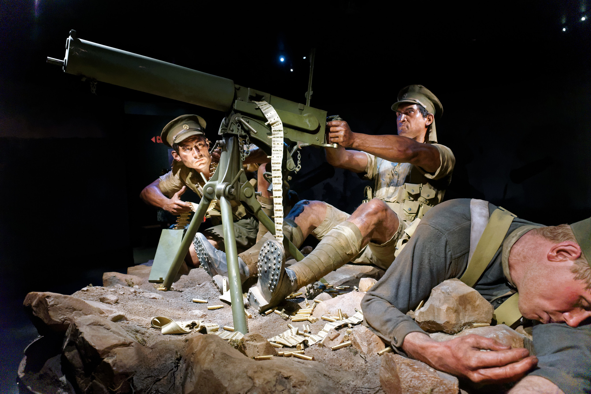 Gallipoli: The scale of our war | Museum of New Zealand