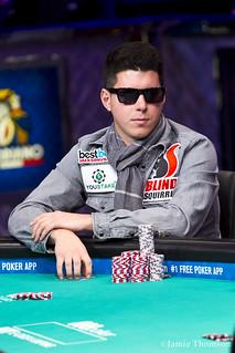 2015 World Series of Poker November 9