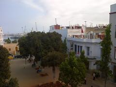 Medina and port of Casablanca