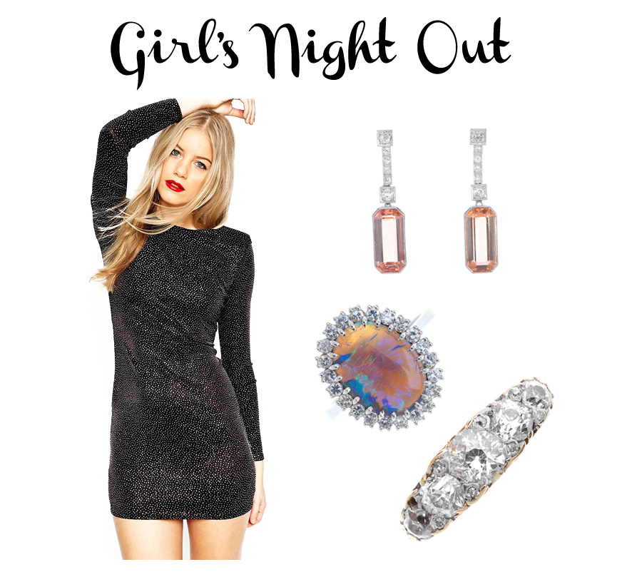 Girls Night Out -- Fellows Auction