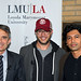 "LMU School of Film & Television posted a photo:	Stephen Galloway and Anay Tarnekar welcomed Damon Lindelof, creator of hit series ""Lost"" to season 4 of The Hollywood Masters series. 