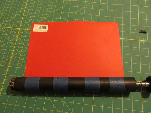 Preparing wrap #2