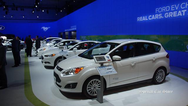 Ford EV Cars