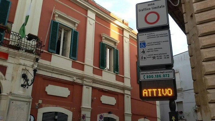 италија_ограничен_сообраќај