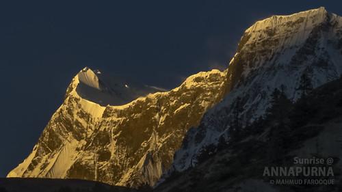 sunriseatannapurna manang lamjung nepal sunriseatannapurna3 viewfromhumde