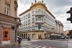 Zagreb - Masarykova ulica