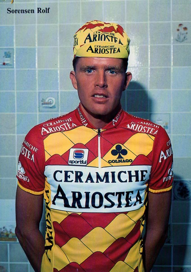 Rolf Sorensen - Ceramiche Ariostea 1992